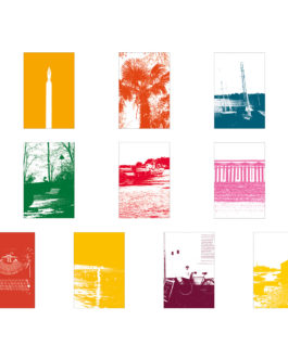 10 cartes postales Pop Art