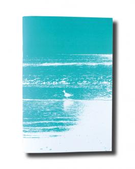 Oiseau sur mer