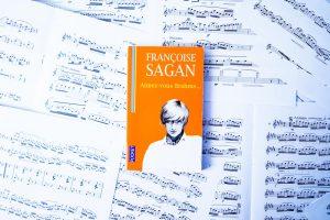 Aimez-vous Brahms de Françoise Sagan