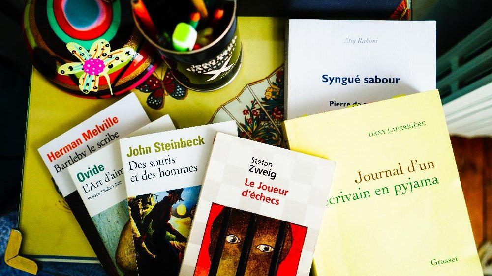 25 livres qui changent la vie