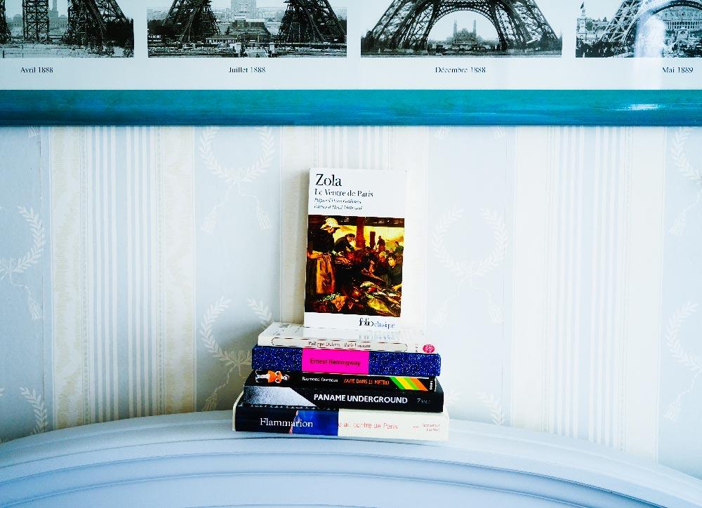 25 romans parisiens