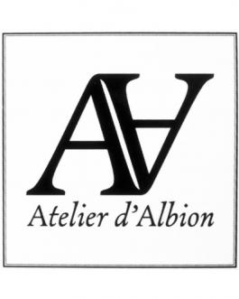 Sticker Atelier d'Albion