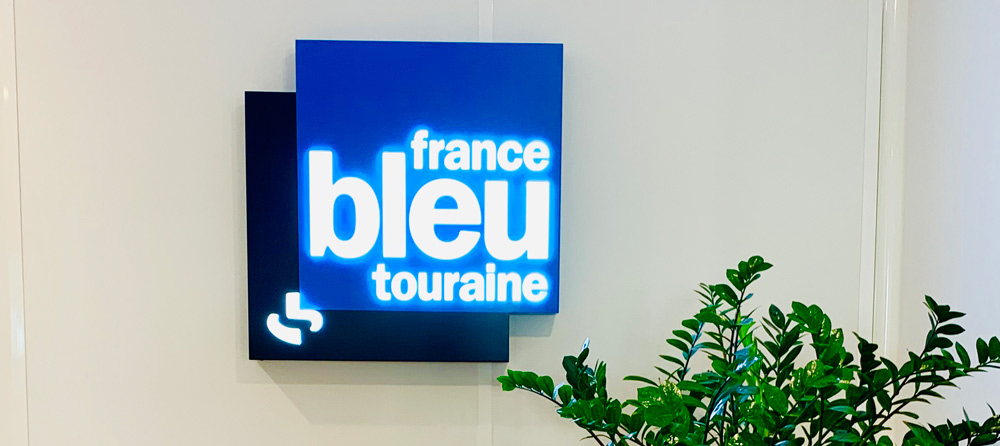 Radio : France Bleu Touraine