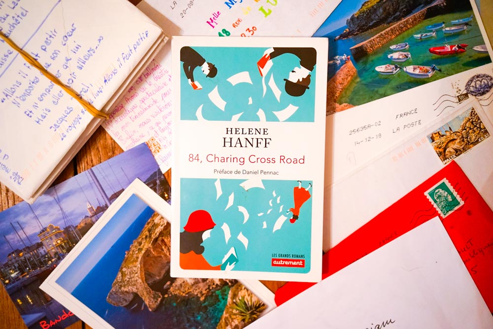 84 Charing Cross Road de Helene Hanff
