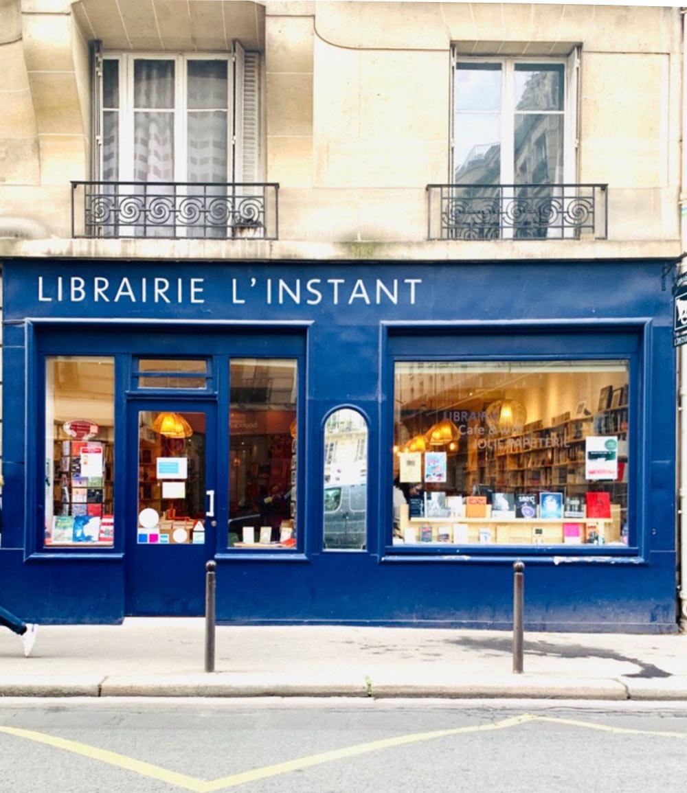 Librairie L'Instant