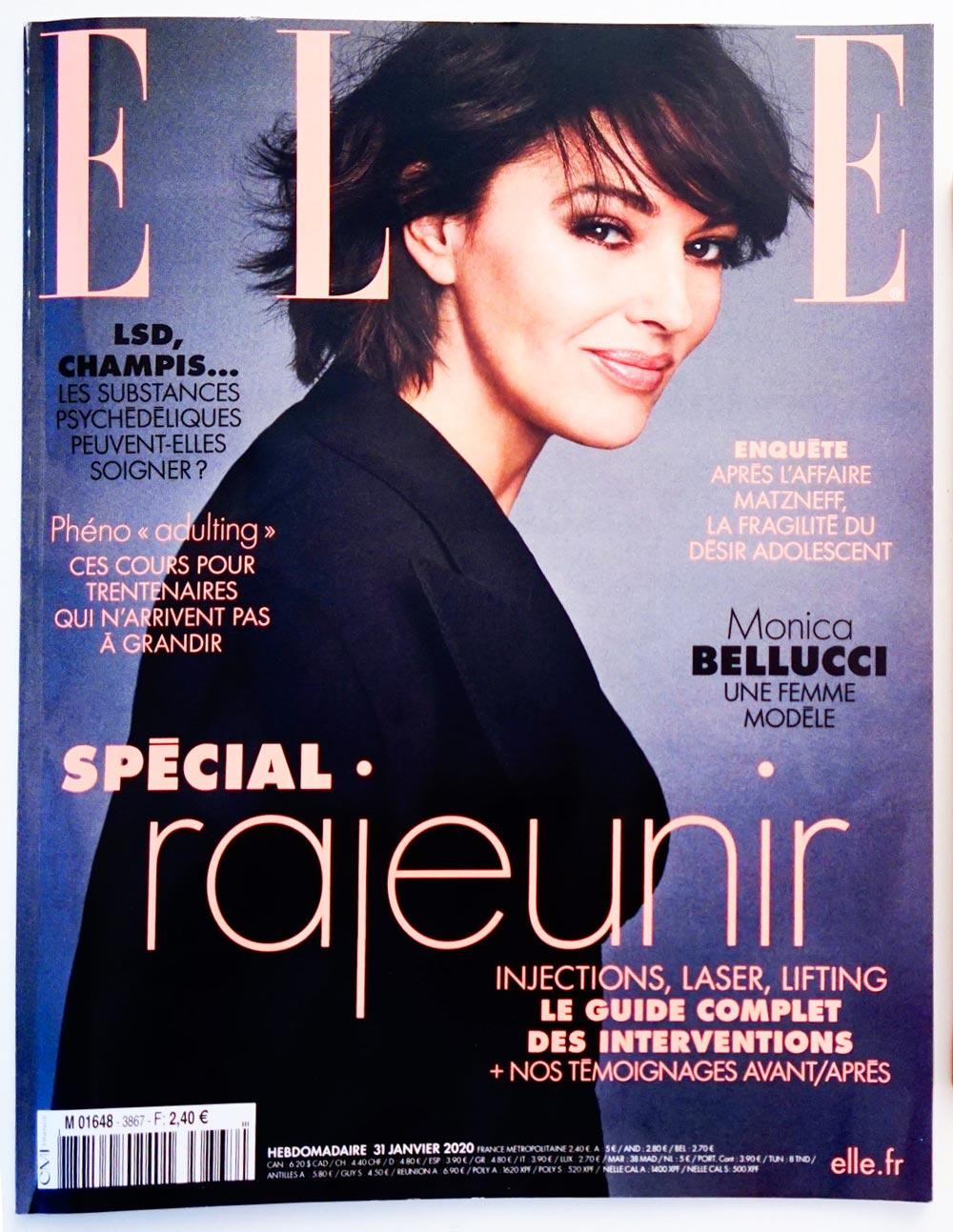 Presse : Magazine Elle