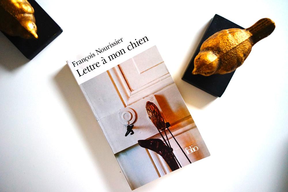 Lettre à mon chien de François Nourissier